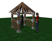 Figure 4-2: An ideal Gazebo